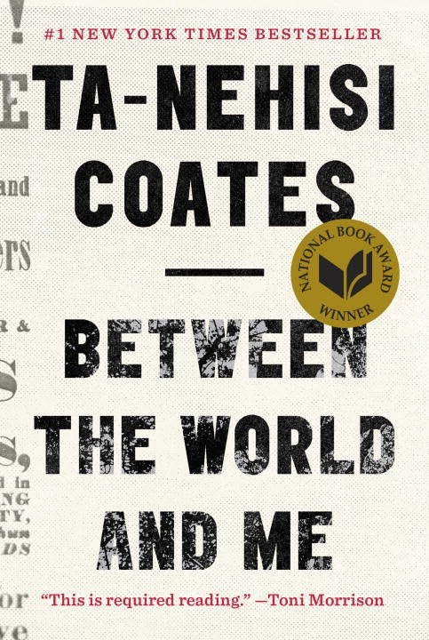 Coates Between The World And Me Letter Format
