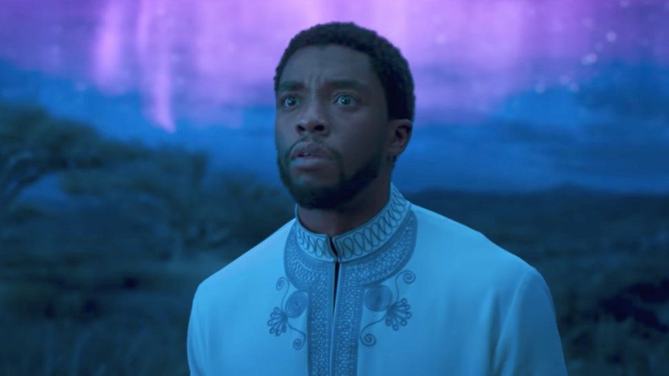7dbf9c37cc8 The 'Black Panther' Trailer Song Makes This Epic Look At Wakanda Ten ...