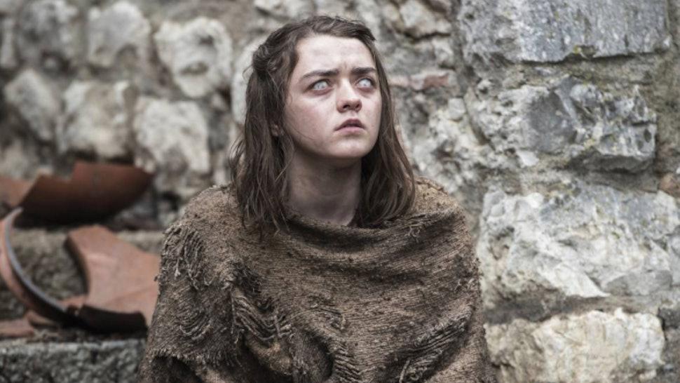 13 Easy 2017 Arya Stark Game Of Thrones Halloween Costume