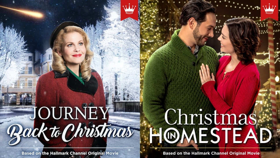 Your Favorite Hallmark Holiday Movies Are Also Available As