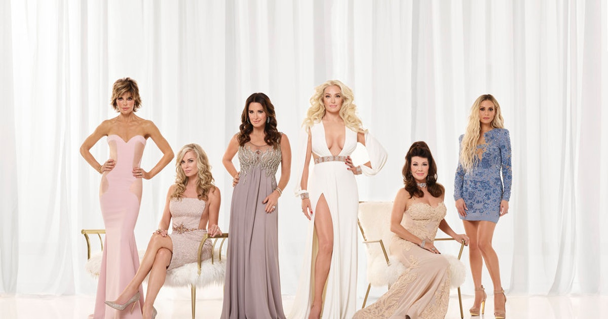 The Rhobh Cast Ranked By Net Worth Proves These Ladies Are As Successful As You Thought