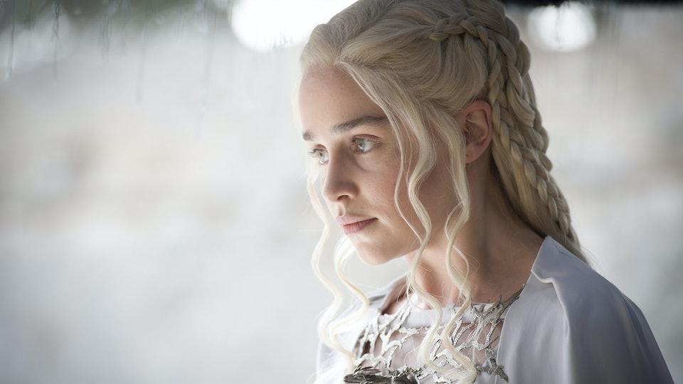 How To Dress Like Daenerys For Halloween And Slay The Costume Contest