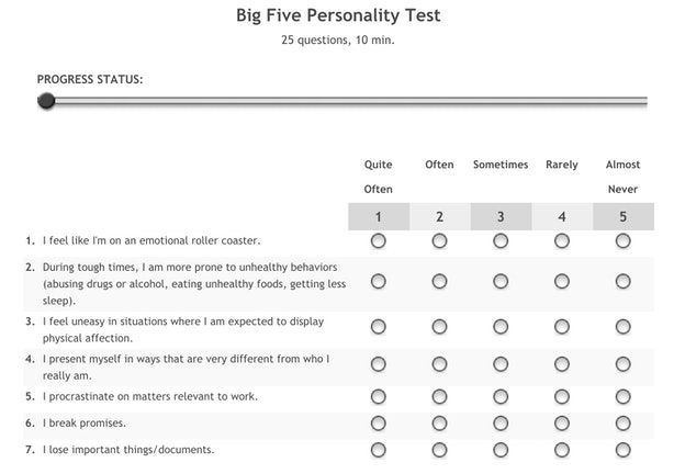 Invaluable image throughout myers briggs printable test