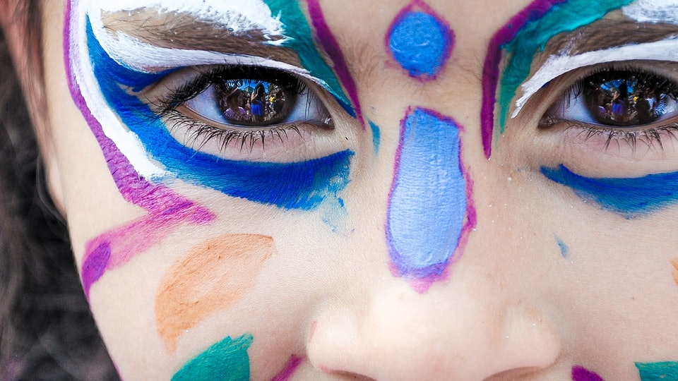 5 Cool Ways To Do Unicorn Face Paint For Kids This Halloween