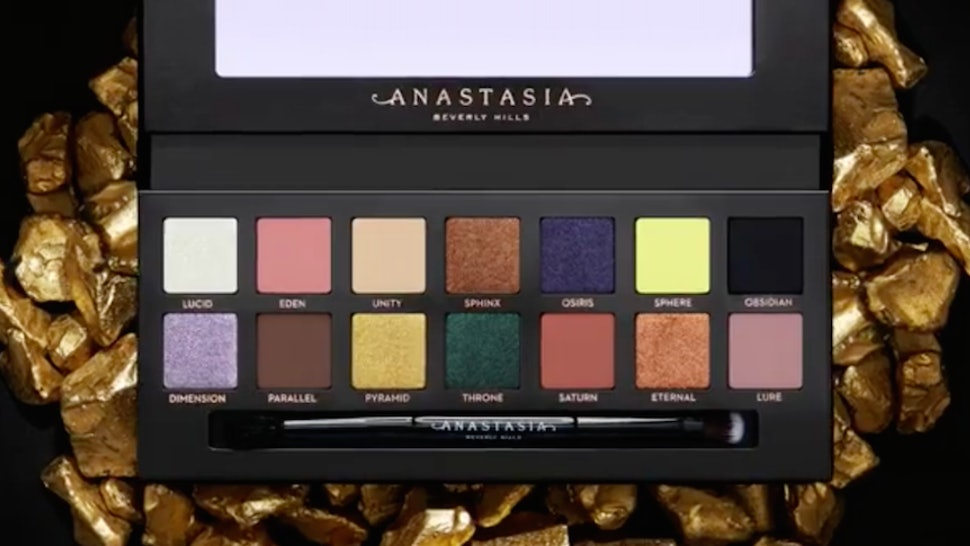 Swatches Of The Anastasia Beverly Hills Prism Palette Prove