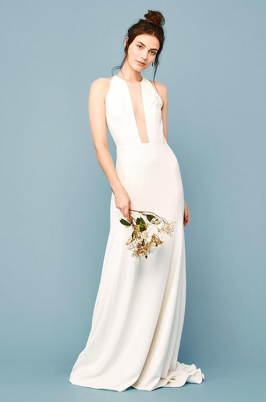 Online Bridal Boutique Floravere Lets You Try On Wedding Dresses ...