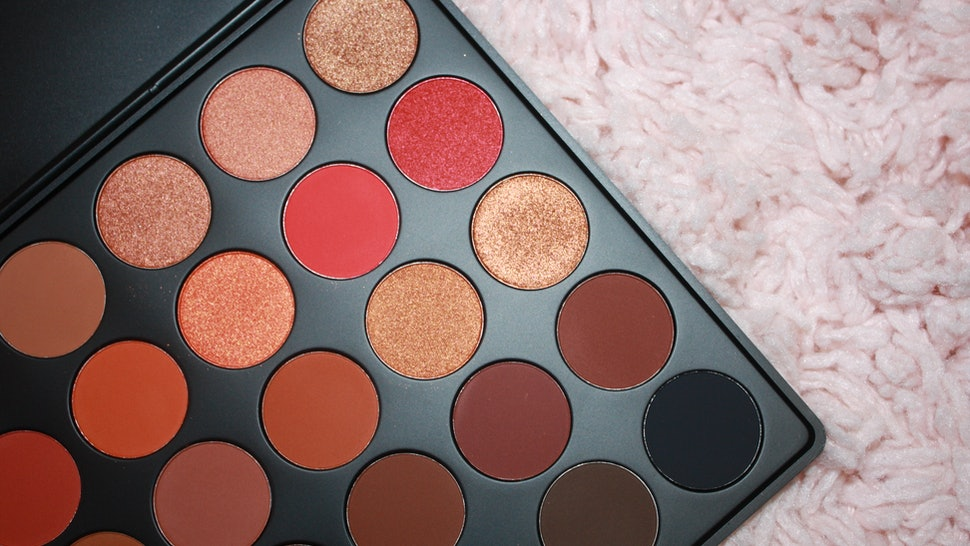 Swatches Of Morphe S 35o 2 Palette Are Here They Re Not What You