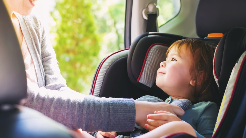 When To Start Using A Forward Facing Car Seat With Your Toddler