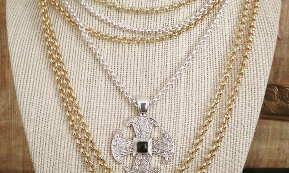 diamonds necklace stackable gold tw p diamond unclaimed yellow ct yg