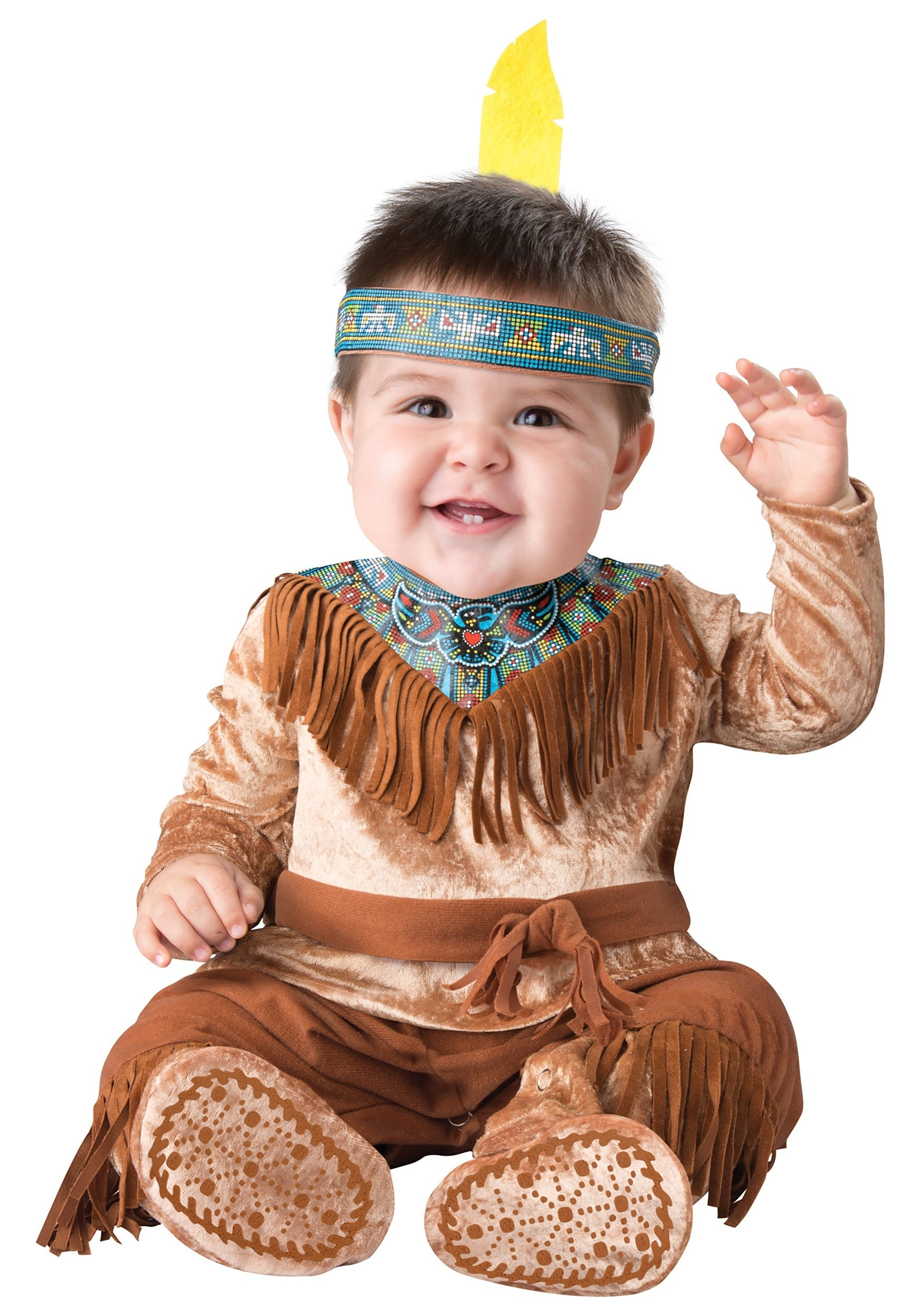 All Of The Sexist Racist u0026 Just Mean Halloween Costumes You Should Not Dress Your Kid As This Year  sc 1 st  Romper : native american kids costumes  - Germanpascual.Com