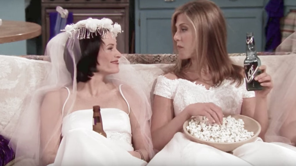 8 Rachel Monica Moments From Friends That Will Make You Love