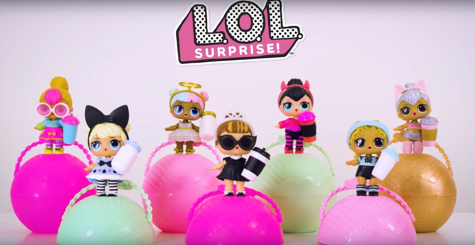 Where To Get L O L Surprise Dolls For The Coolest Christmas Unveiling