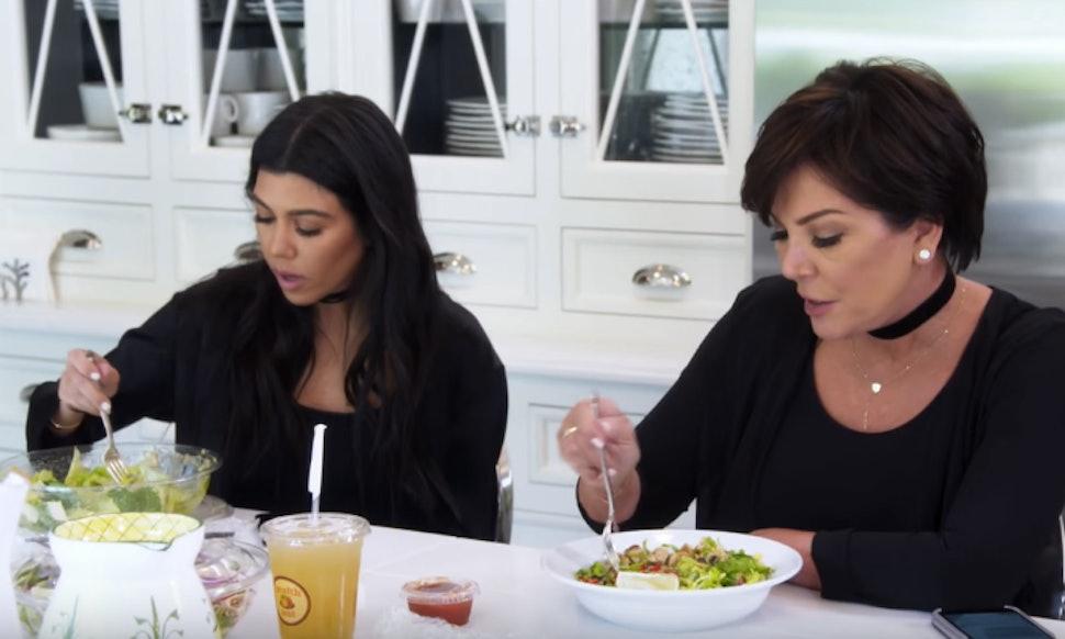 Kris Kardashian Lemon Cake