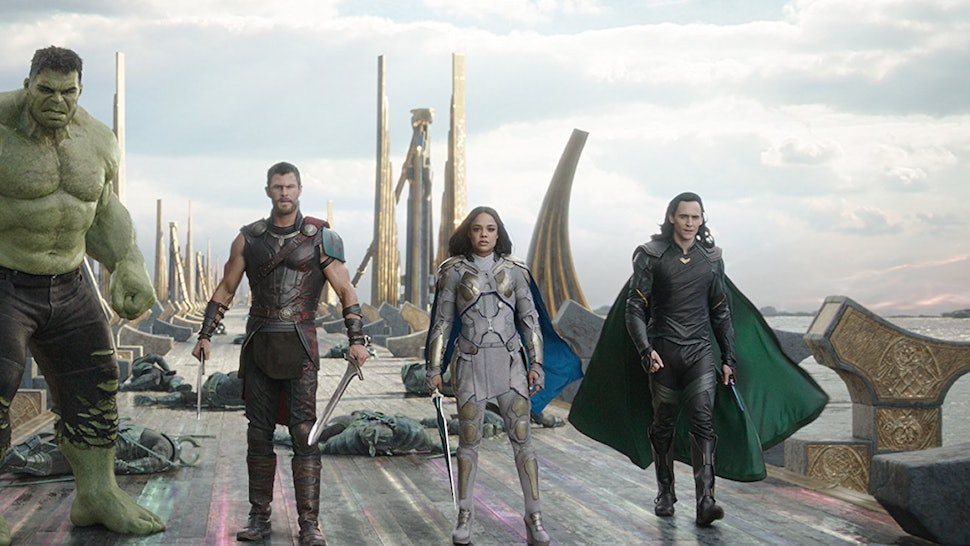 The 'Thor: Ragnarok' Soundtrack Is As Weird & Fun As The