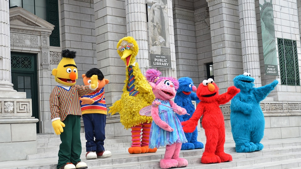 8 Adorable Sesame Street Halloween Costumes That Ll Give