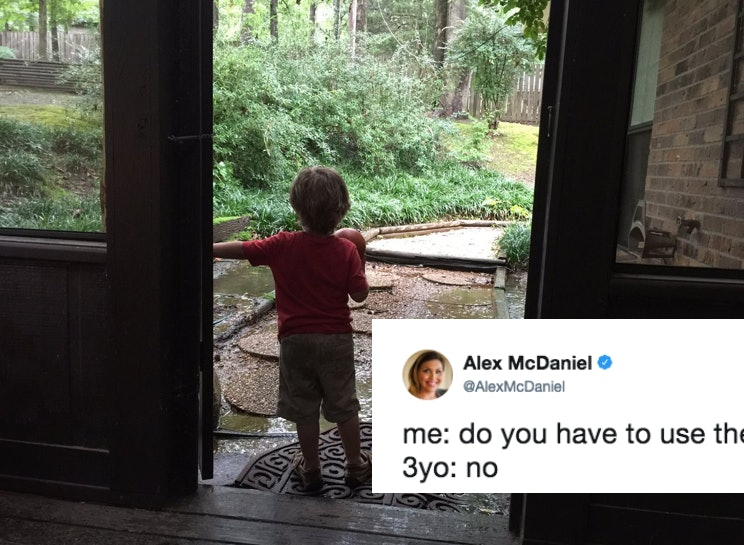 This Mom Posted A Joke On Twitter About Her Kid U0026 Had Child Protective  Services At Her Door