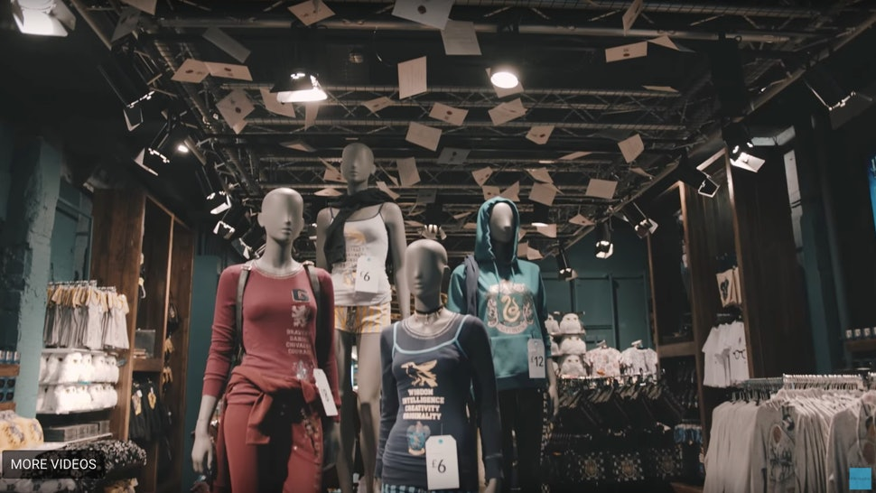 9a41b348602 The Primark Harry Potter Store Just Opened In London