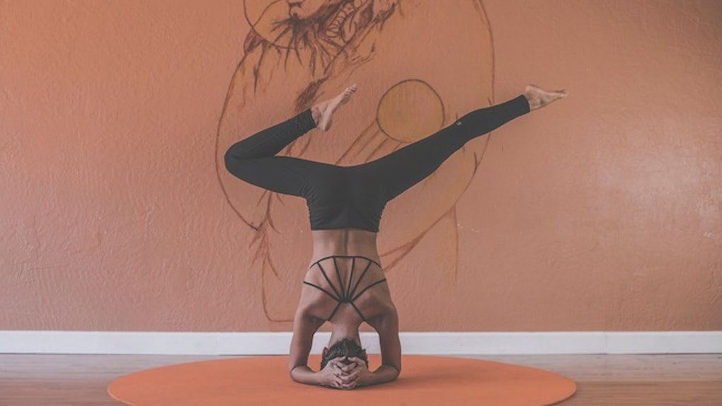 why does yoga give you energy