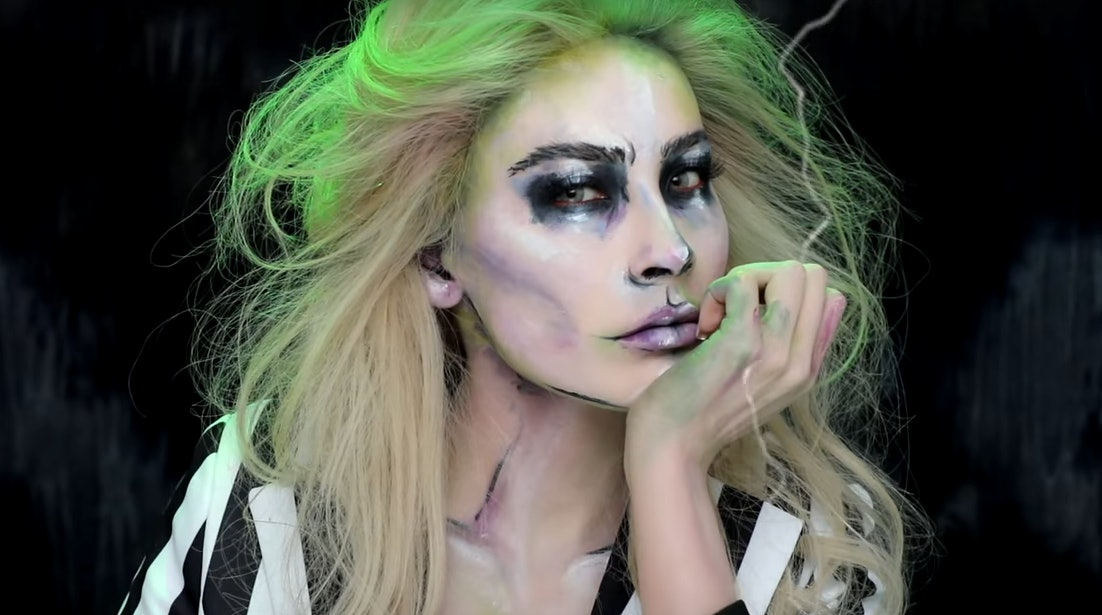 15 Easy Halloween Makeup Looks That Even Beginners Can Pull Off