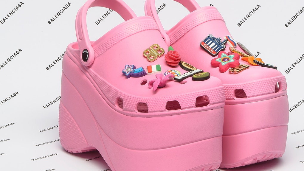 4aebdcfe414 Where To Buy Balenciaga X Crocs If Twitter Hasn t Already Persuaded You Not  To
