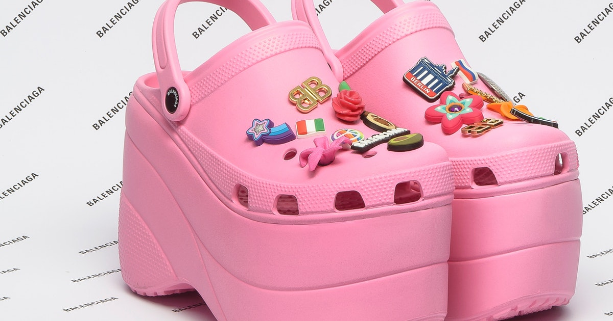 d73318d95a71 Where To Buy Balenciaga X Crocs If Twitter Hasn t Already Persuaded You Not  To