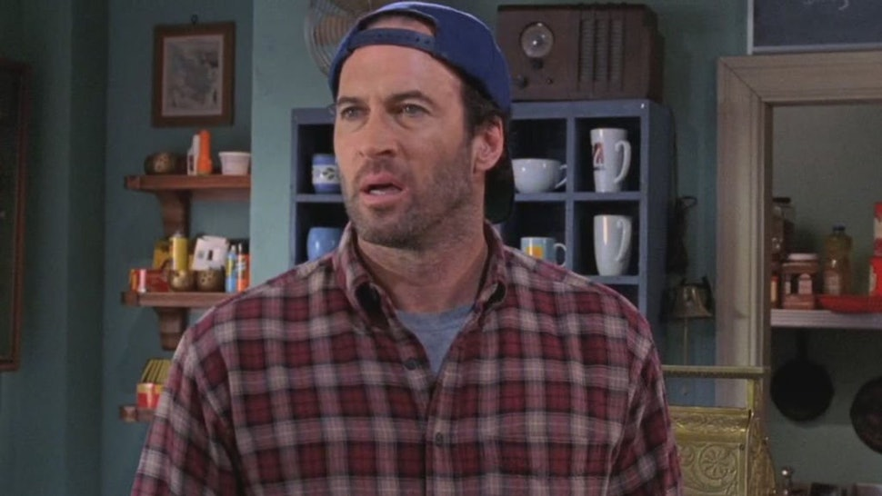12f7e8ec615df 12 Ways Luke Danes Of  Gilmore Girls  Changed From The Pilot To The Finale