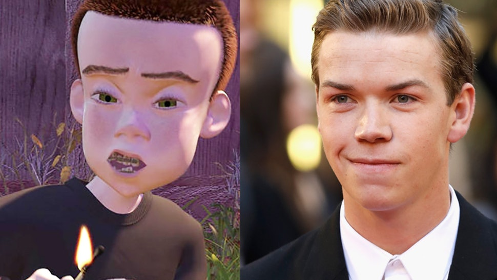 Will Poulter S Toy Story Halloween Costume Comes With A Powerful