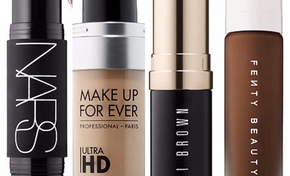 best foundations for brown skin at sephora that will actually match