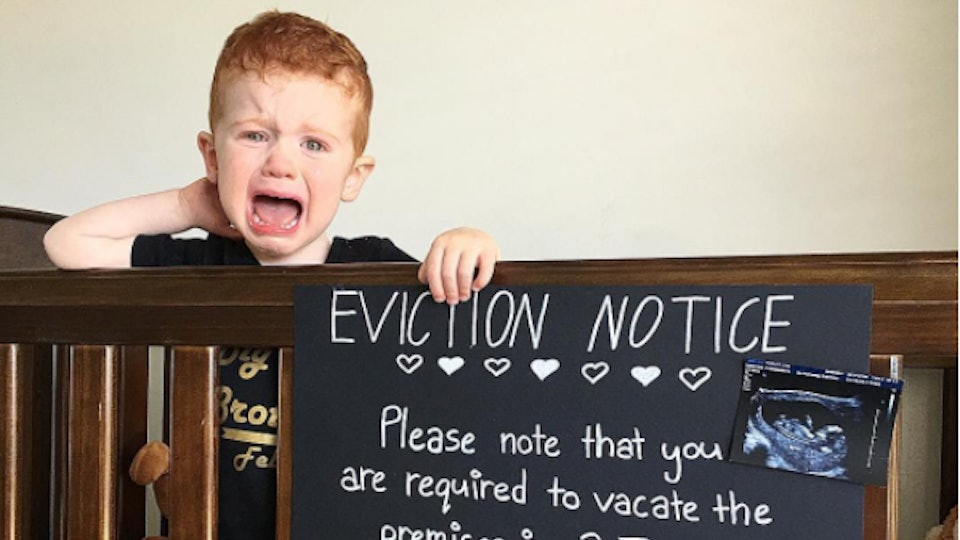 the 14 funniest pregnancy announcements