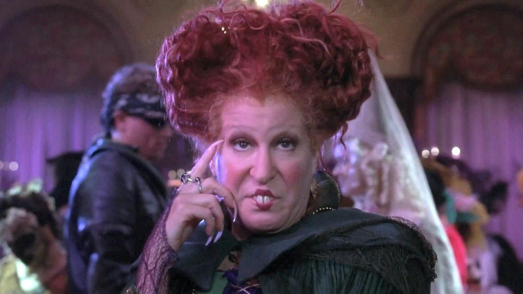 Who Will Play Winifred Sanderson In The 'Hocus Pocus' Remake? Bette Midler  Has Some Choice Words About The Role