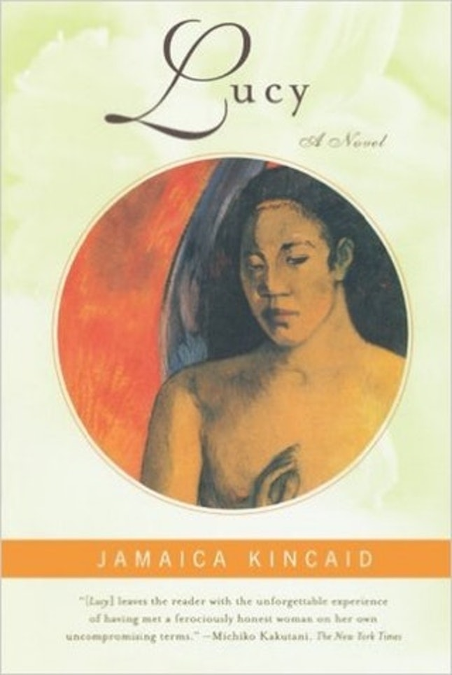 Lucy Arrives From The West Indies To Work As An Assistant For A Rich American Family Of Six Throughout The Book She Explores A New Culture The Meaning Of