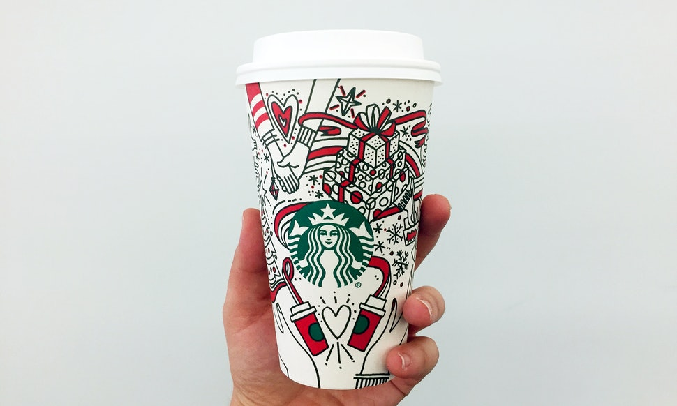 Starbucks 2017 Holiday Cups Are Finally Here They Carry A Beautiful Message About Giving Back