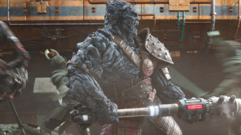 Who Voices Korg In 'Thor: Ragnarok'? The Breakout Star Of