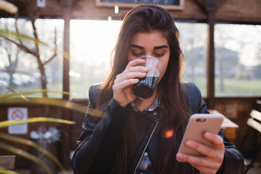 What happened when i messaged guy ghosting me