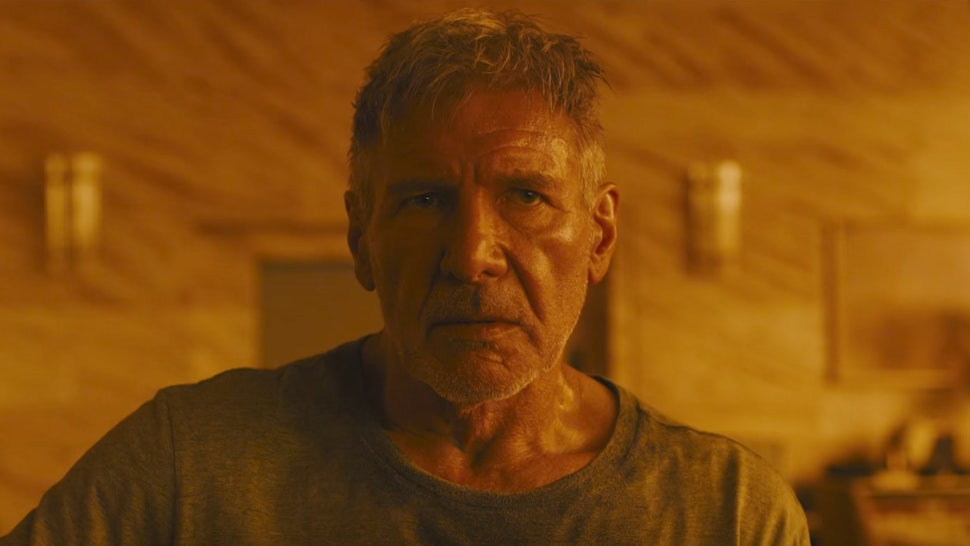 Is Harrison Ford A Replicant In 'Blade Runner 2049'? Rick Deckard's