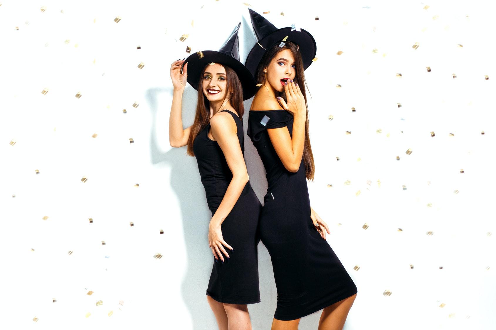 9 little black dress costume ideas that are cute & creative