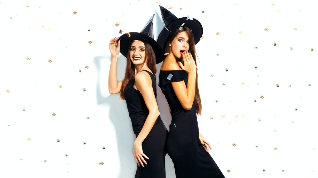 7199fad63d42 9 Little Black Dress Costume Ideas That Are Cute & Creative