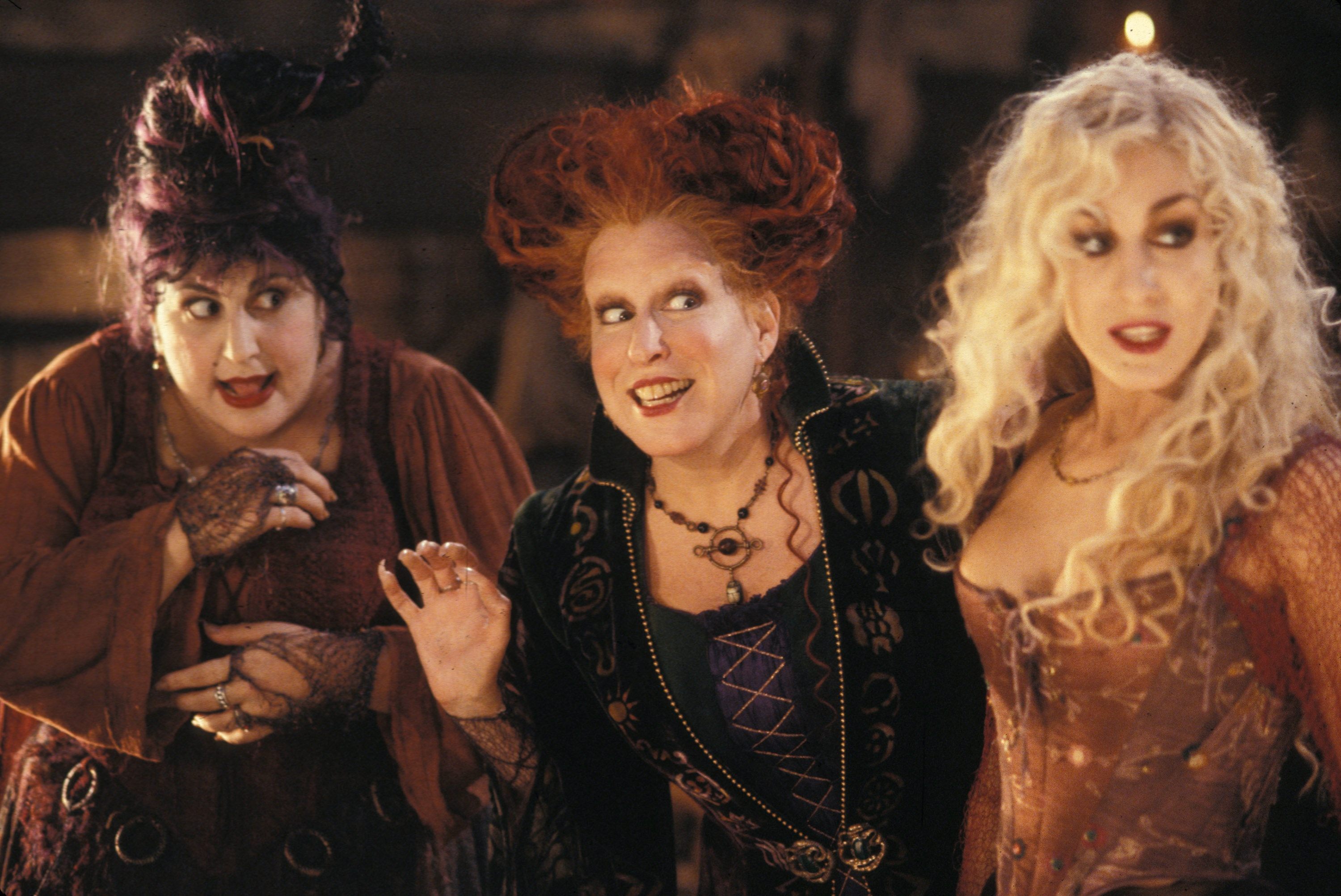 11 books like 'hocus pocus' to get you ready for the spookiest night
