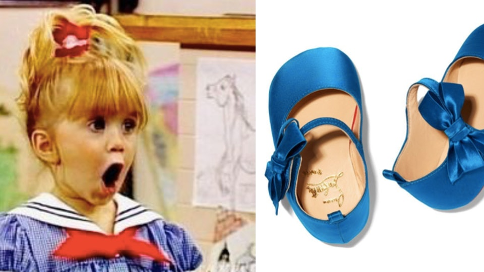c21e4932e7de These New Louboutin Baby Shoes Are So Adorable