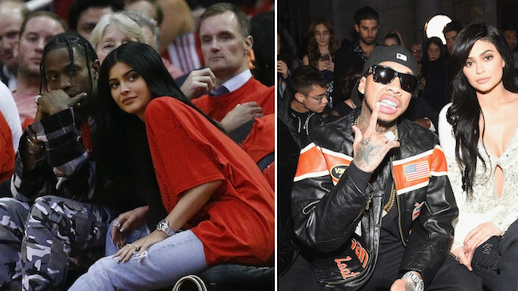 3c303811aca Kylie Jenner, Tyga, & Travis Scott Love Triangle Costume Ideas For ...