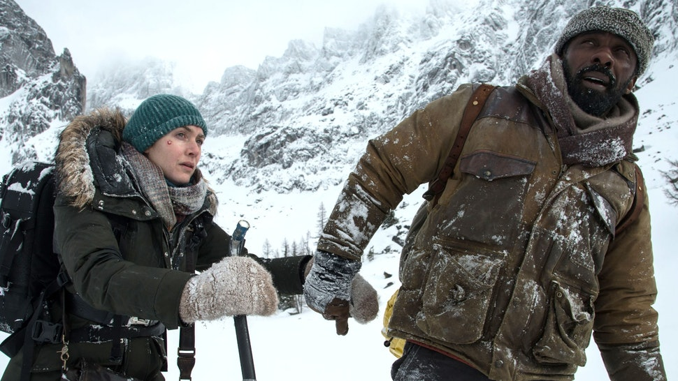 Why Idris Elba's Role In 'The Mountain Between Us' Is Both A Win & A ...