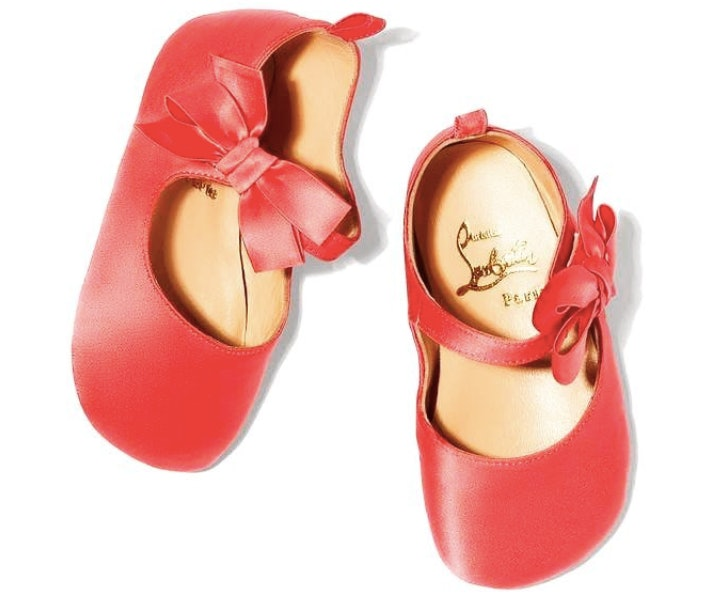a9564b46a25 Christian Louboutin Baby Shoes Are In The Making   They Are Adorable AF