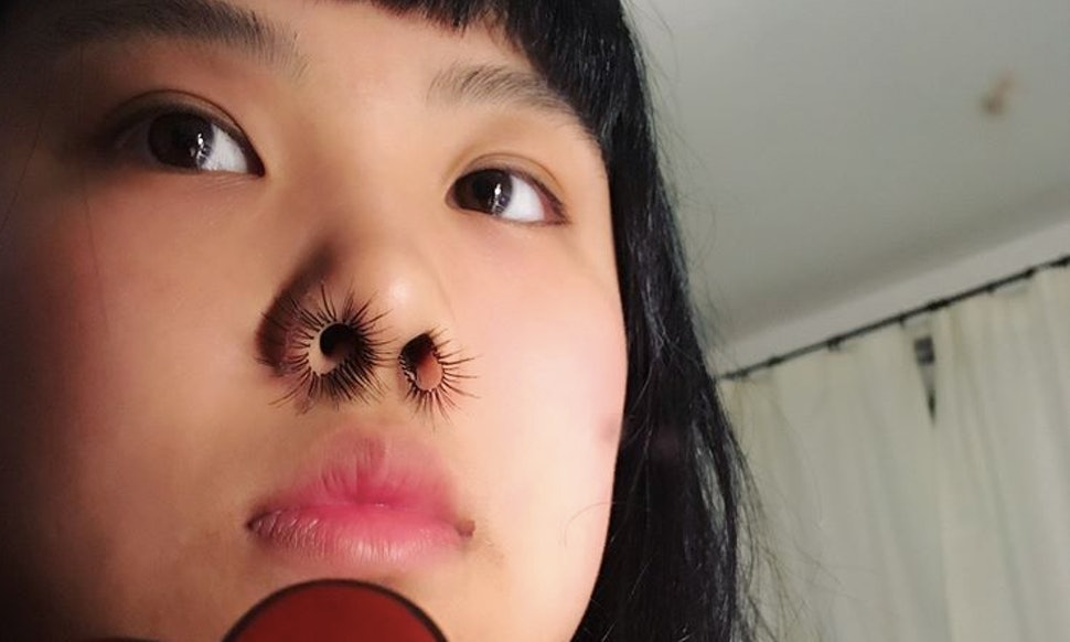 Nostril Hair Extensions Are A Thing The Internet Can Go Away Now