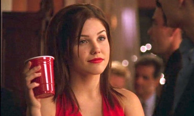 Brooke davis theory on dating