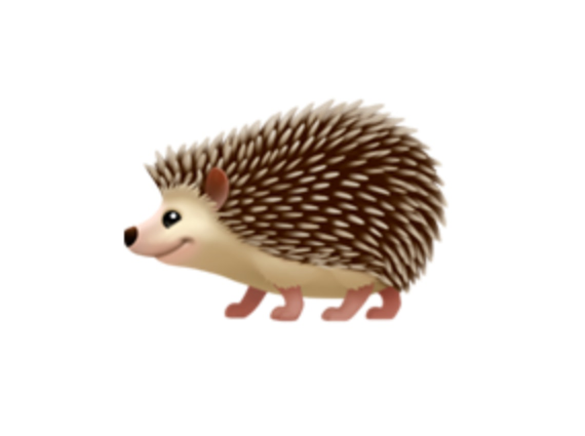 How To Get The 70 New Emoji, Because You *Need* This Hedgehog