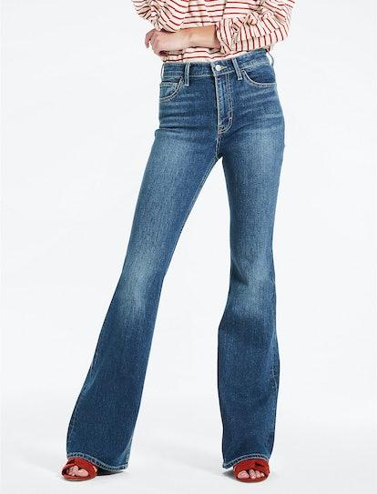 Bridgette High Rise Flare Jean