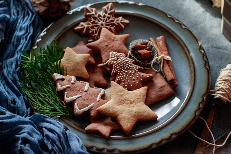 14 Vegan Christmas Cookie Recipes You Ll Want To Keep Baking Long