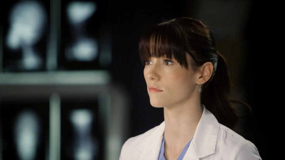Greys Anatomy Lexie Stirbt