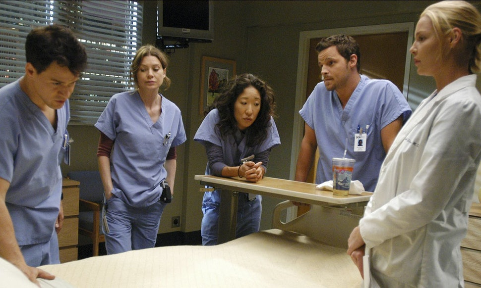 The Original \'Grey\'s Anatomy\' Interns Reunited For The 300th Episode ...