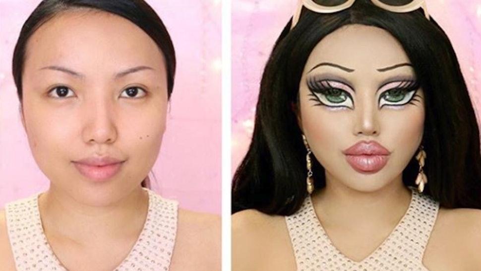 Bratz Doll Makeup Is A Lot More Than Just An Instagram Trend